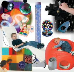 School Ready - Calming Sensory Room Kit