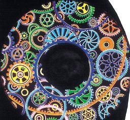Solar Projector Effects Wheels- Style: Cog Effects Wheel