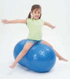 Knobby Peanut Ball