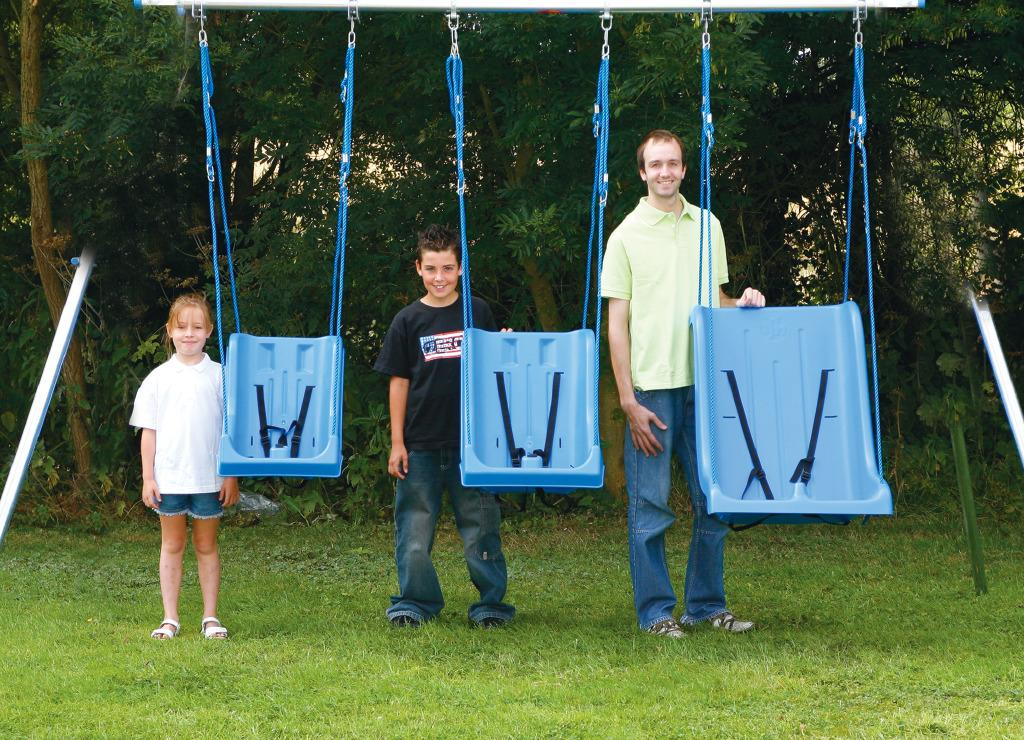 Child Full Support Swing Seat - Special Needs Swing | TFH